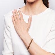 Liebesgruß am Handgelenk - Viktorianisches Gold-Armband mit Rubinen & Diamanten, Großbritannien um 1890. Photo © 2018 Hofer Antikschmuck Berlin