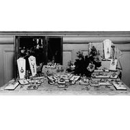 Kunst & Handwerk - Wundervolle Arts & Crafts-Brosche von Dorrie Nossiter, um 1935. Photo © 2019 Hofer Antikschmuck Berlin