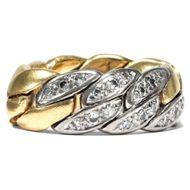 750 Gold Begeistert Brillantbrosche Diamantbrosche Mit Brillanten Diamanten In Aus 18 Kt Broschen & Anstecknadeln